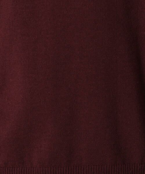 COMME CA ISM / コムサイズム ニット・セーター | クルーネック カラー プルオーバー | 詳細8
