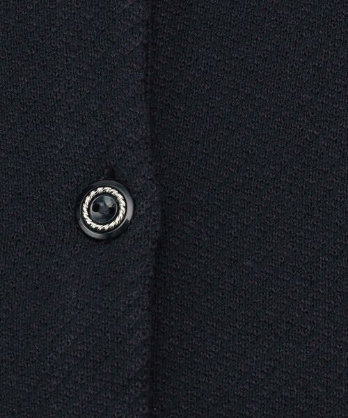 COMME CA ISM / コムサイズム カーディガン・ボレロ | ボレロカーディガン(140-160cm)【オケージョン・フォーマル・結婚式・お呼ばれ】 | 詳細4