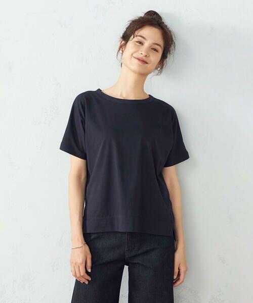 COMME CA ISM / コムサイズム Tシャツ | フレンチスリーブ Tシャツ | 詳細5