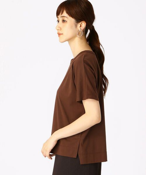 COMME CA ISM / コムサイズム Tシャツ | フレンチスリーブ Tシャツ | 詳細10
