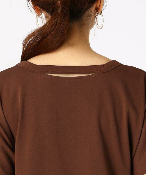 COMME CA ISM / コムサイズム Tシャツ | フレンチスリーブ Tシャツ | 詳細12