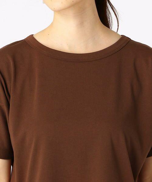 COMME CA ISM / コムサイズム Tシャツ | フレンチスリーブ Tシャツ | 詳細13