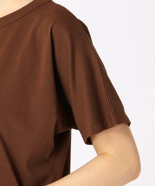 COMME CA ISM / コムサイズム Tシャツ | フレンチスリーブ Tシャツ | 詳細14