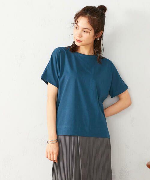 COMME CA ISM / コムサイズム Tシャツ | フレンチスリーブ Tシャツ | 詳細18