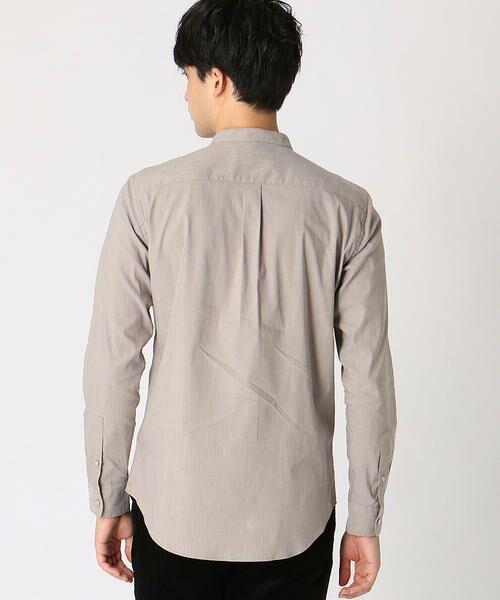COMME CA ISM / コムサイズム シャツ・ブラウス | バンドカラーシャツ | 詳細6