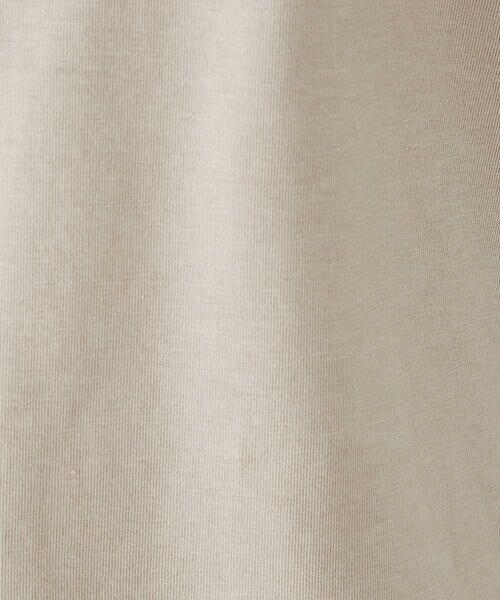 COMME CA ISM / コムサイズム カットソー | 〈吸水速乾〉 ベーシックTシャツ | 詳細10