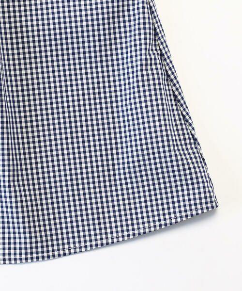 COMME CA ISM / コムサイズム ロング・マキシ丈ワンピース | ギンガムチェック ワンピース | 詳細7