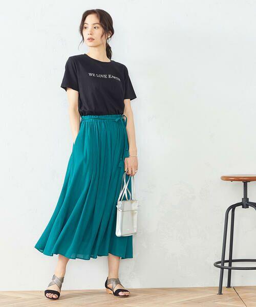 COMME CA ISM / コムサイズム Tシャツ | プリントTシャツ | 詳細3
