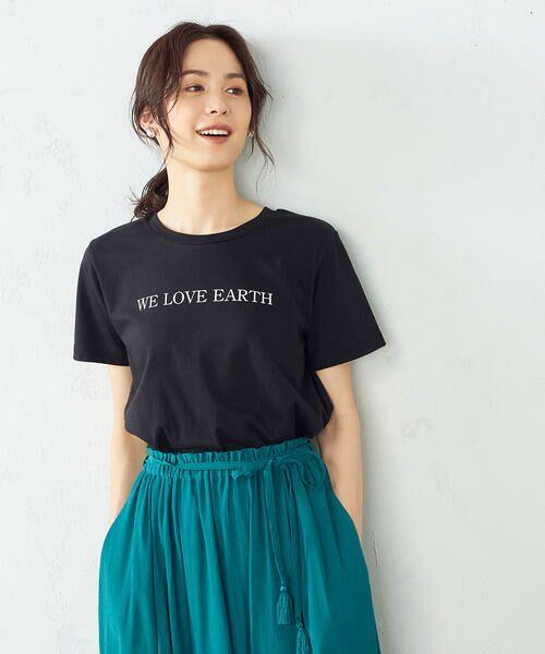 COMME CA ISM / コムサイズム Tシャツ | プリントTシャツ | 詳細4