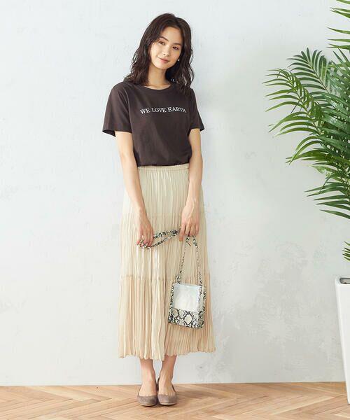 COMME CA ISM / コムサイズム Tシャツ | プリントTシャツ | 詳細5