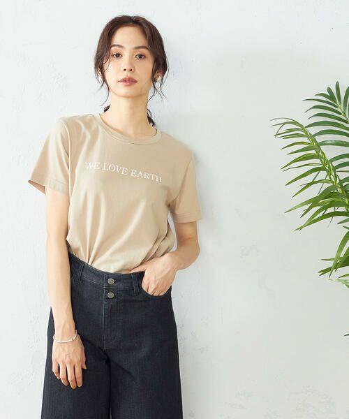 COMME CA ISM / コムサイズム Tシャツ | プリントTシャツ | 詳細8
