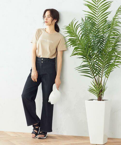 COMME CA ISM / コムサイズム Tシャツ | プリントTシャツ | 詳細6