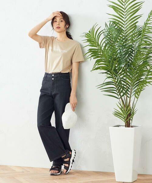 COMME CA ISM / コムサイズム Tシャツ | プリントTシャツ | 詳細7
