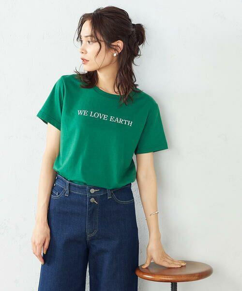COMME CA ISM / コムサイズム Tシャツ | プリントTシャツ | 詳細10