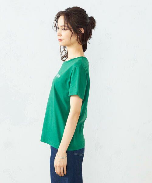 COMME CA ISM / コムサイズム Tシャツ | プリントTシャツ | 詳細11