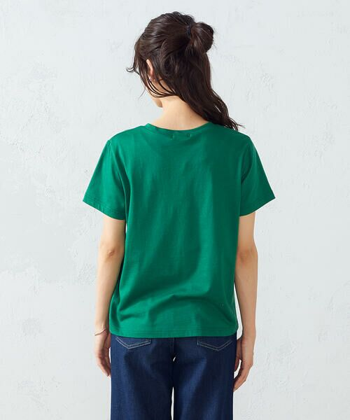 COMME CA ISM / コムサイズム Tシャツ | プリントTシャツ | 詳細12
