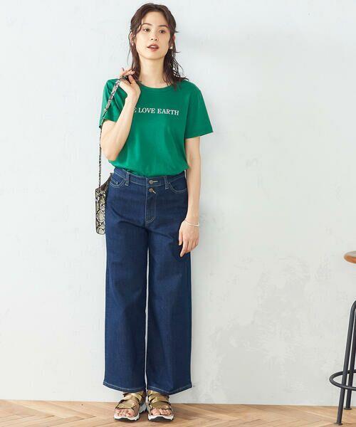 COMME CA ISM / コムサイズム Tシャツ | プリントTシャツ | 詳細9