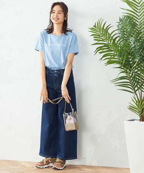 COMME CA ISM / コムサイズム Tシャツ | プリントTシャツ | 詳細18
