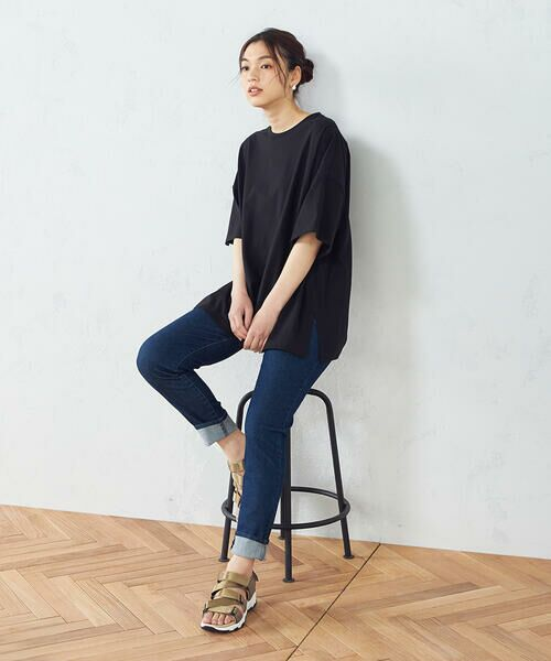 COMME CA ISM / コムサイズム サンダル   テープ サンダル   詳細3