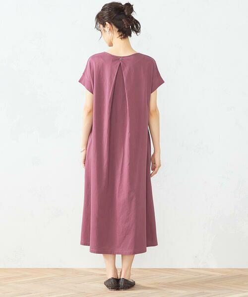 COMME CA ISM / コムサイズム ロング・マキシ丈ワンピース | Tシャツ ワンピース | 詳細5