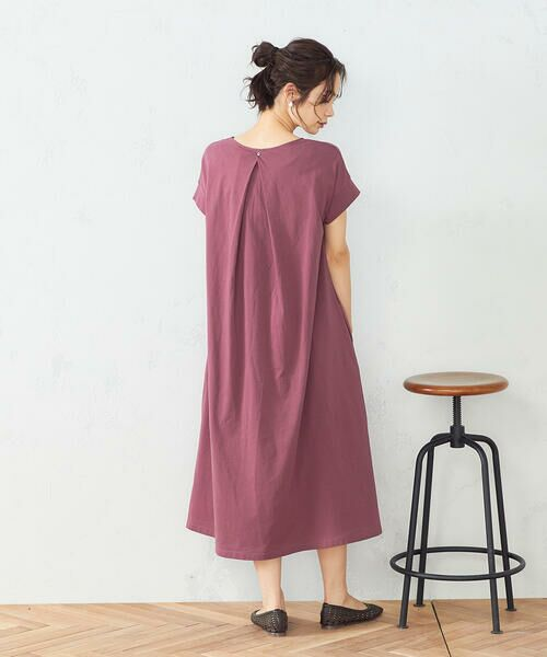 COMME CA ISM / コムサイズム ロング・マキシ丈ワンピース | Tシャツ ワンピース | 詳細3