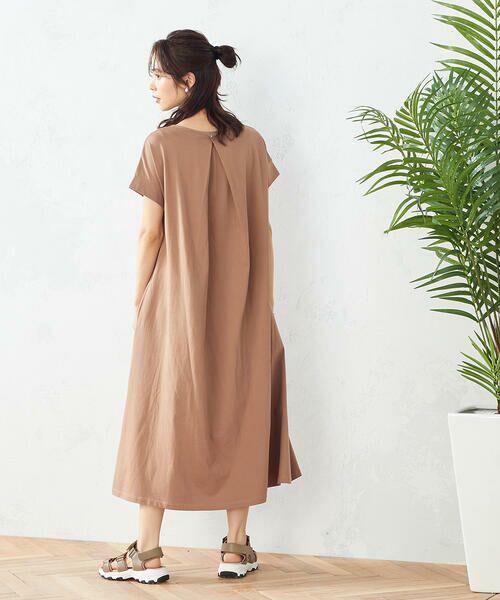 COMME CA ISM / コムサイズム ロング・マキシ丈ワンピース | Tシャツ ワンピース | 詳細13