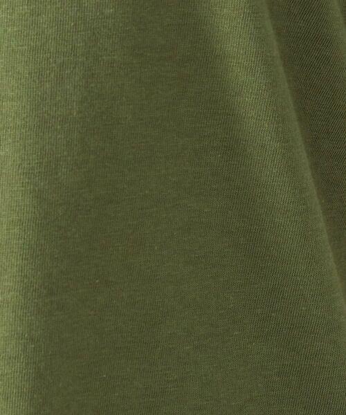 COMME CA ISM / コムサイズム カットソー | 日本の伝統色(R)コラボ ラグランスリーブカットソー | 詳細16