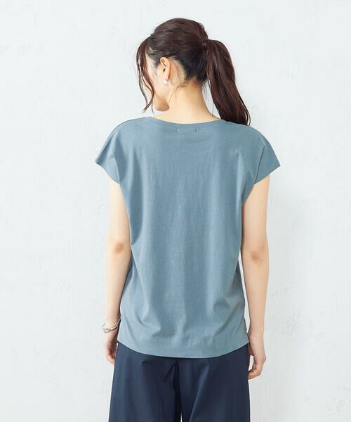 COMME CA ISM / コムサイズム Tシャツ | プリント Tシャツ | 詳細11