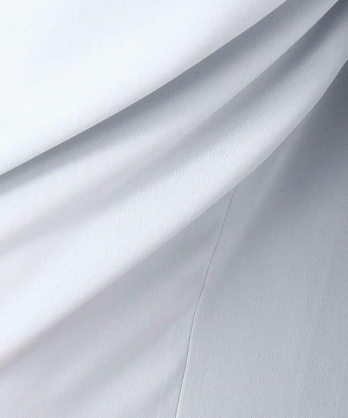 Comme ca Mature / コムサマチュア その他パンツ | ベルトデザイン ワイドパンツ | 詳細1
