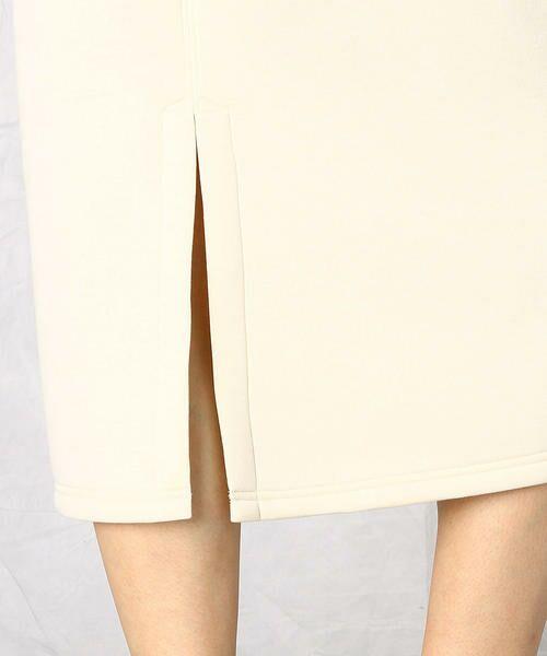 Comme ca Mature / コムサマチュア ミニ・ひざ丈スカート   ロングタイトスカート   詳細8
