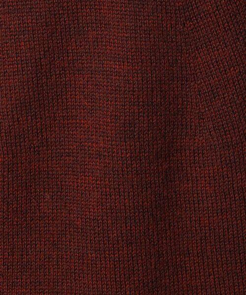 Comme ca Mature / コムサマチュア ニット・セーター | ★TVドラマ着用商品★  タートルネック ニットプルオーバー | 詳細8
