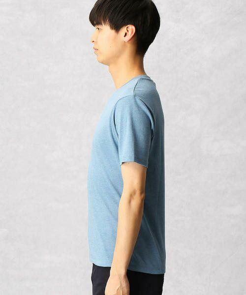 COMME CA MEN / コムサ・メン Tシャツ | ゼロステイン VネックTシャツ | 詳細4