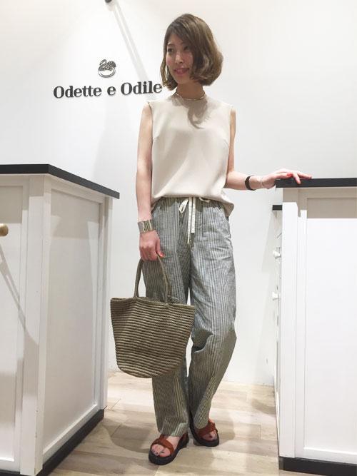 サンダルを使ったレディースコーデ | Odette e Odile