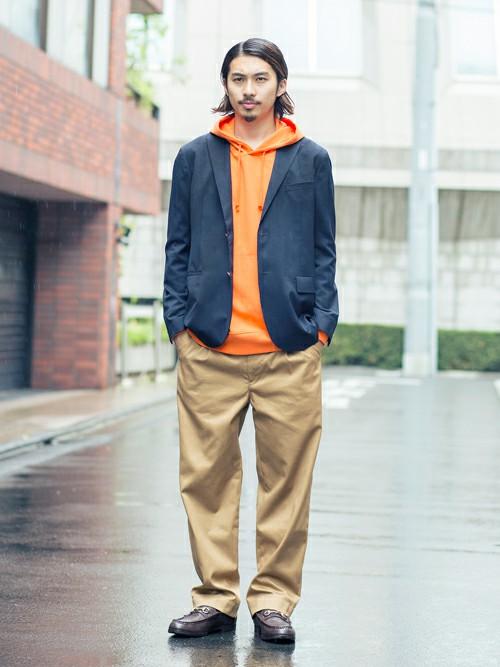 テーラードジャケットを使ったメンズコーデ | BEAUTY&YOUTH UNITED ARROWS