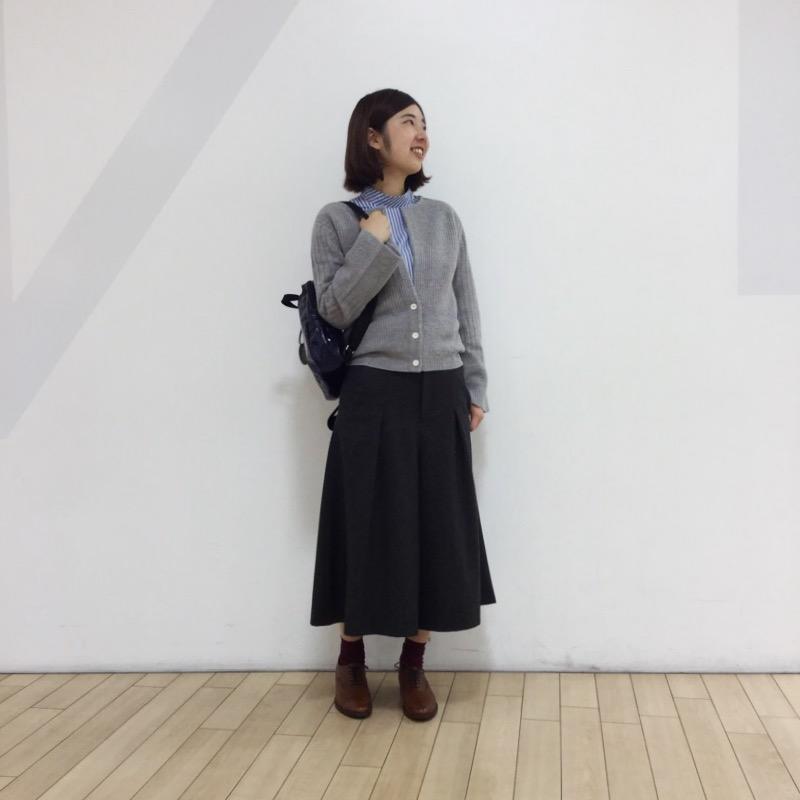 ニット・セーターを使ったレディースコーデ | HUMAN WOMAN