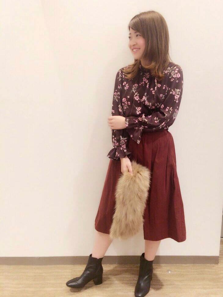 ミニ・ひざ丈スカートを使ったレディースコーデ | le.coeur blanc