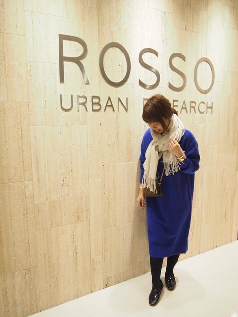 ワンピースを使ったレディースコーデ | URBAN RESEARCH ROSSO