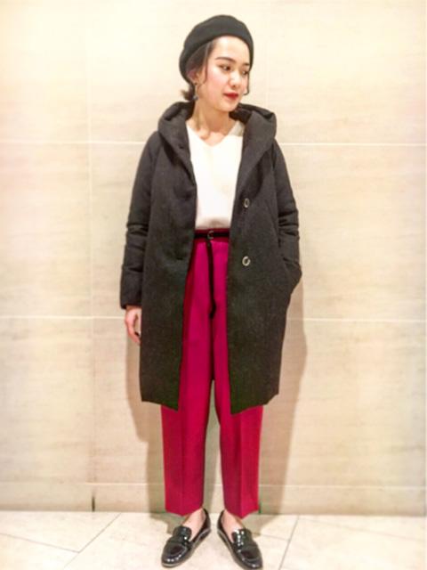 ニット・セーターを使ったレディースコーデ | Abahouse Devinette