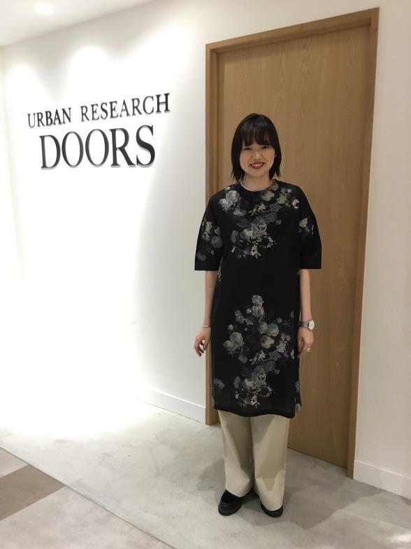 ワンピースを使ったレディースコーデ | URBAN RESEARCH DOORS