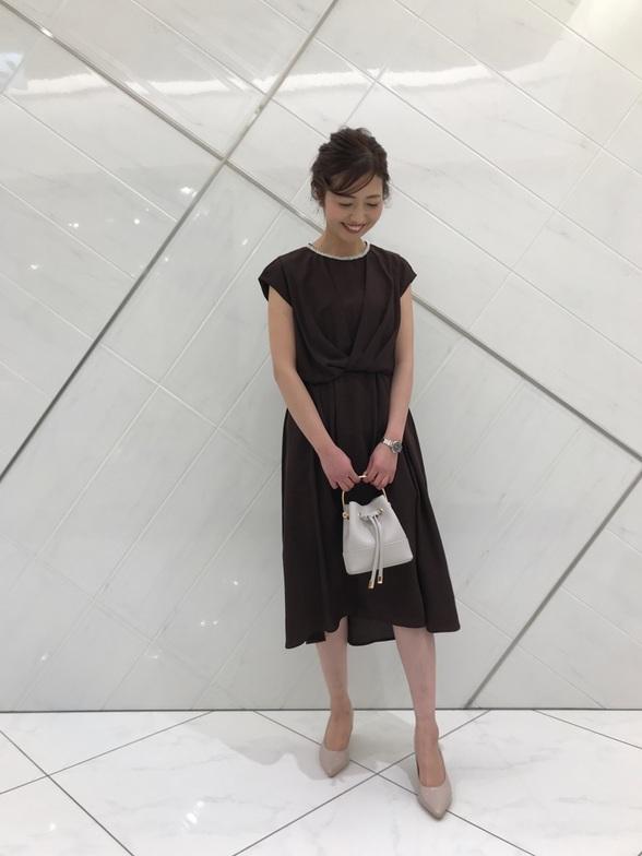 ドレスを使ったレディースコーデ | URBAN RESEARCH DOORS