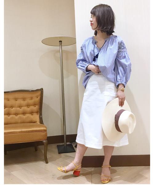 ミニ・ひざ丈スカートを使ったレディースコーデ | SHIPS for women