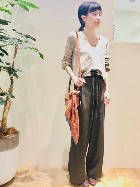 パンツを使ったレディースコーデ | Abahouse Devinette