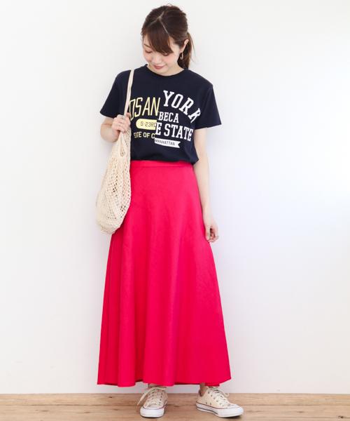 Tシャツを使ったレディースコーデ | Sonny Label
