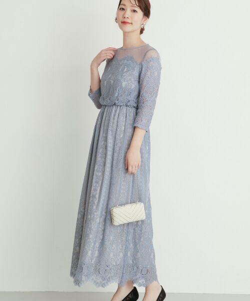 ドレスを使ったレディースコーデ | URBAN RESEARCH ROSSO