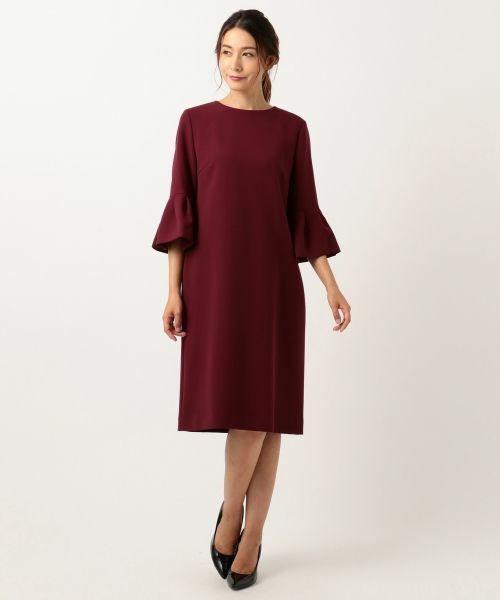 ドレスを使ったレディースコーデ | 23区