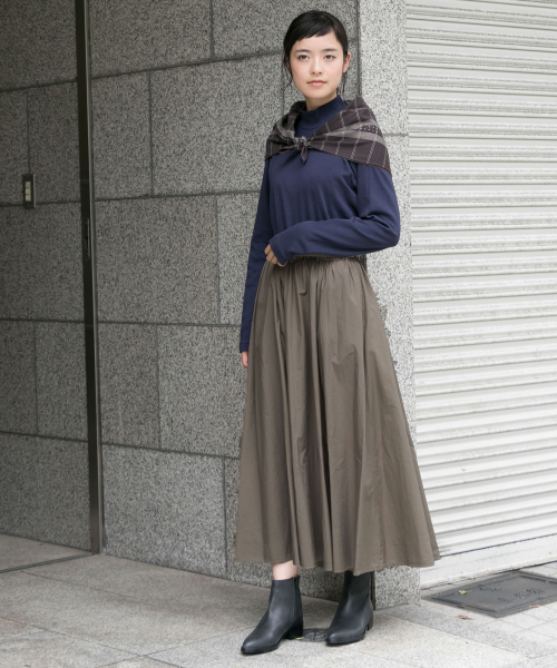 スカートを使ったレディースコーデ | かぐれ