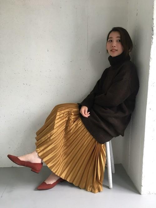 スカートを使ったレディースコーデ | URBAN RESEARCH ROSSO