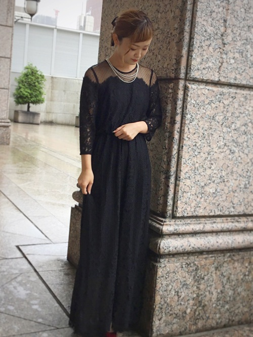 ドレスを使ったレディースコーデ | SHIPS for women