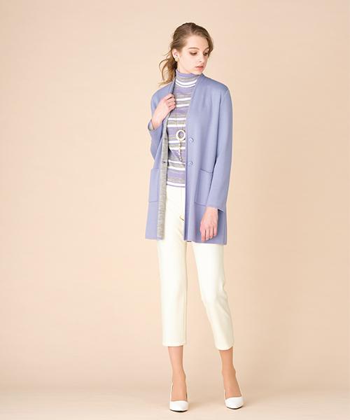 ニット・セーターを使ったレディースコーデ | Liliane Burty ECLAT