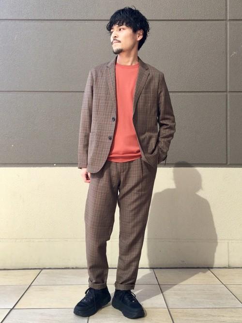 テーラードジャケットを使ったメンズコーデ | green label relaxing
